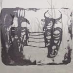 Mashup von Juliane Duda zu dem Buch von Elke Erb: Winkelzüge