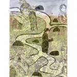 Mashup von Juliane Duda zu dem Buch von Curt Meyer Clason (Hrsg.): Modernismo Brasileiro