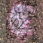 Mashup von Juliane Duda zu dem Buch von Arthur Rimbaud: Seiten-Sprünge