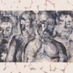 Mashup von Juliane Duda zu dem Buch von Jannis Ritsos: Poesiealbum 195