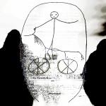 Mashup von Juliane Duda zu dem Buch von Friederike Mayröcker: Ausgewählte Gedichte