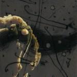 Mashup von Juliane Duda zu dem Buch von Wolfgang Hilbig: Bilder vom Erzählen