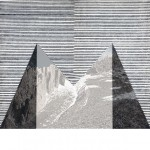 Mashup von Juliane Duda zu dem Buch von Welemir Chlebnikow: Poesiealbum 107