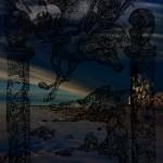 Mashup von Juliane Duda zu dem Buch von T.S. Eliot: In meinem Anfang ist mein Ende
