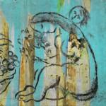 Mashup von Juliane Duda zu dem Buch von Paul Eluard: Poesiealbum 162