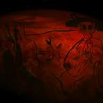 Mashup von Juliane Duda zu dem Buch von Octavio Paz: Poesiealbum 72