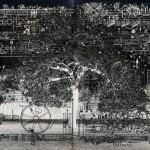Mashup von Juliane Duda zu dem Buch von René Char: Poesiealbum 74