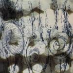 Mashup von Juliane Duda zu dem Buch von Eugenio Montale: Der Sturmwind und anderes