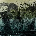 Mashup von Juliane Duda zu dem Buch von Charles Bukowski: Poesiealbum 225