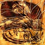 Mashup von Juliane Duda zu dem Buch von Jewgeni Jewtuschenko: Poesiealbum 69