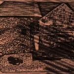Mashup von Juliane Duda zu dem Buch von Vladimír Holan: Poesiealbum 215