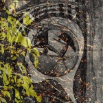Mashup von Juliane Duda zu dem Buch von Iwan Goll: Poesiealbum 182