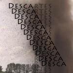 Mashup von Juliane Duda zu dem Buch von Durs Grünbein: Vom Schnee oder Descartes in Deutschland