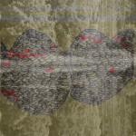 Mashup von Juliane Duda zu dem Buch von Helga M. Novak: chaque pierre orpheline