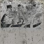 Mashup von Juliane Duda zu dem Buch von Alain Lance: Poesiealbum 114