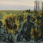 Mashup von Juliane Duda zu dem Buch von Langston Hughes: Poesiealbum 40