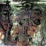 Mashup von Juliane Duda zu dem Buch von Attila József: Poesiealbum 90
