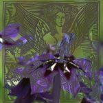 Mashup von Juliane Duda zu dem Buch von Guillaume Apollinaire: Poesiealbum 294