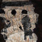 Mashup von Juliane Duda zu dem Buch von Dennis Brutus: Poesiealbum 171
