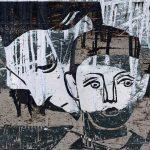 Mashup von Juliane Duda zu dem Buch von Marina Zwetajewa: Poesiealbum 81