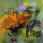 Mashup von Juliane Duda zu dem Buch von Eugen Gomringer: Poesiealbum 342