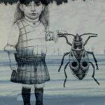 Mashup von Juliane Duda zu dem Buch von Katja Horn: Abseitsmoral