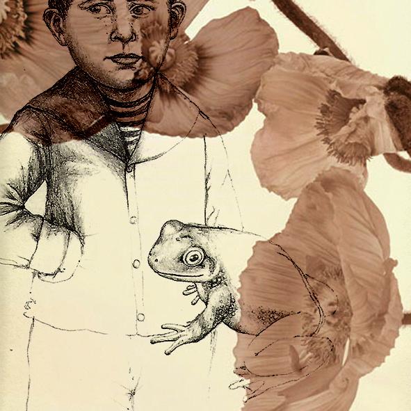 Mashup von Juliane Duda zu dem Buch von Hans Horn: Niemand zahlt mir ein Bier