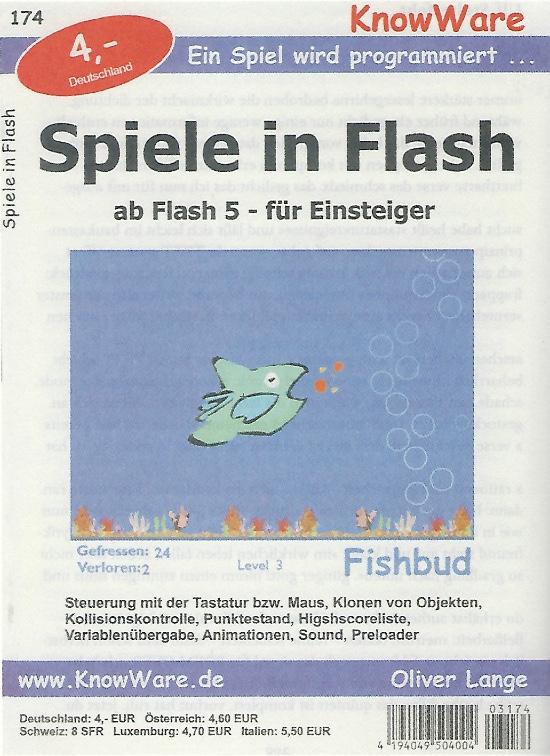 Spiele in Flash ab Flash 5 – für Einsteiger