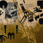 Mashup von Juliane Duda zum Buch von Günter Kunert: Poesiealbum 8