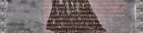 Poesiealbum Günter Kunert 85