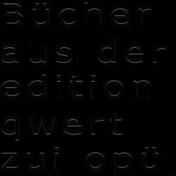 Flipbook der Edition qwert zui opü